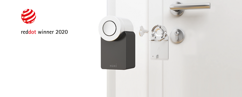 La Nuki Smart Lock 2.0 remporte le Red Dot Design Award : Interview avec Harald Gründl (EOOS) et Jürgen Pansy (Nuki)