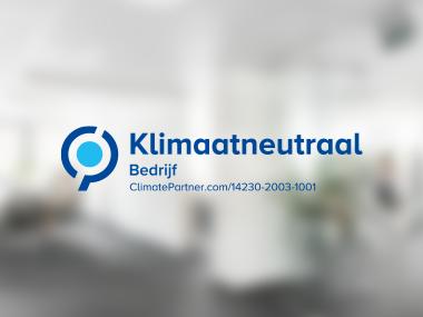 ClimatePartner certificeert Nuki als klimaatneutraal bedrijf