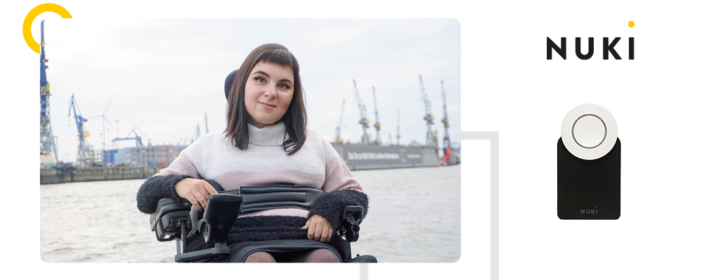 Nuki for disabled people: Interview with Eliza Gawin