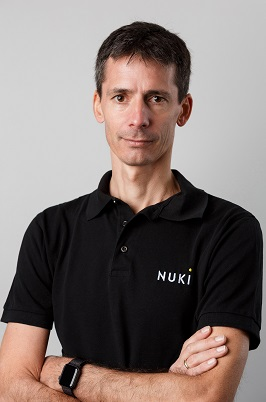 Jürgen Pansy, Head of Tech, Nuki Home Solutions