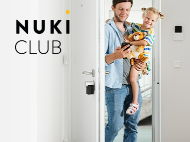 Nuki Club: Our initiative for all existing and new Nuki customers
