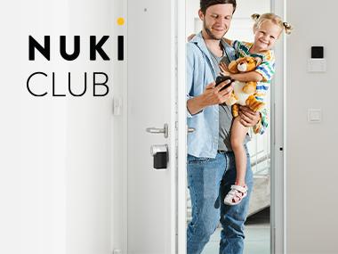 Nuki Club: Unsere Initiative für alle bestehenden und neuen Nuki Kunden