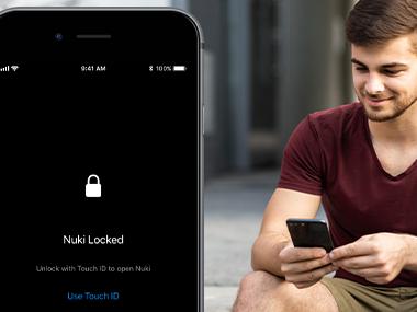 Nuki iOS App Update