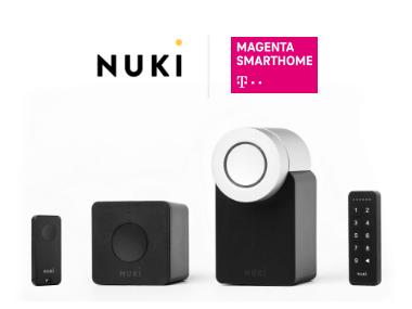 Integration: Nuki und Deutsche Telekom