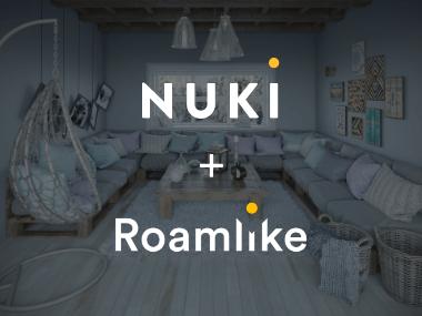 Nuki Smart Locks für Vermieter günstig bei Roamlike