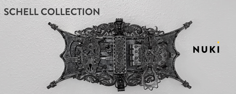 Türschloss der Zukunft: Nuki Smart Lock im weltweit größten Schloss- und Schlüsselmuseum in Graz