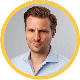 Christoph Lückl, Head of B2B, Nuki
