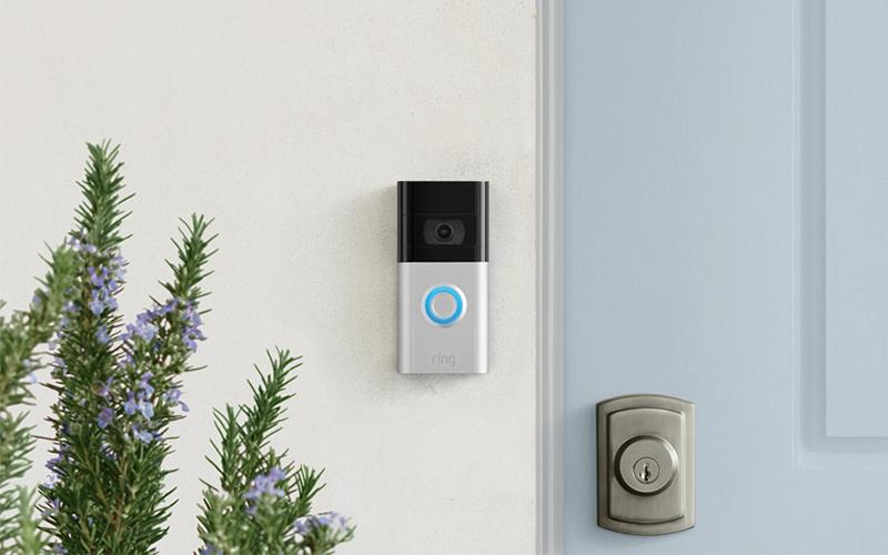Smart Videodoorbell from Ring
