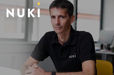 Jürgen Pansy, cofondateur et directeur technique de Nuki, nous explique pourquoi la Smart Lock est très sécurisée et en quoi elle contribue à améliorer la sécurisation du logement.