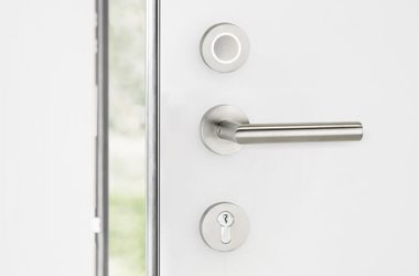 Works with Nuki Nuki präsentiert die Smart Door